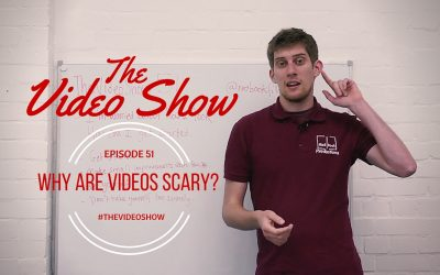 The Video Show- Scared of getting started