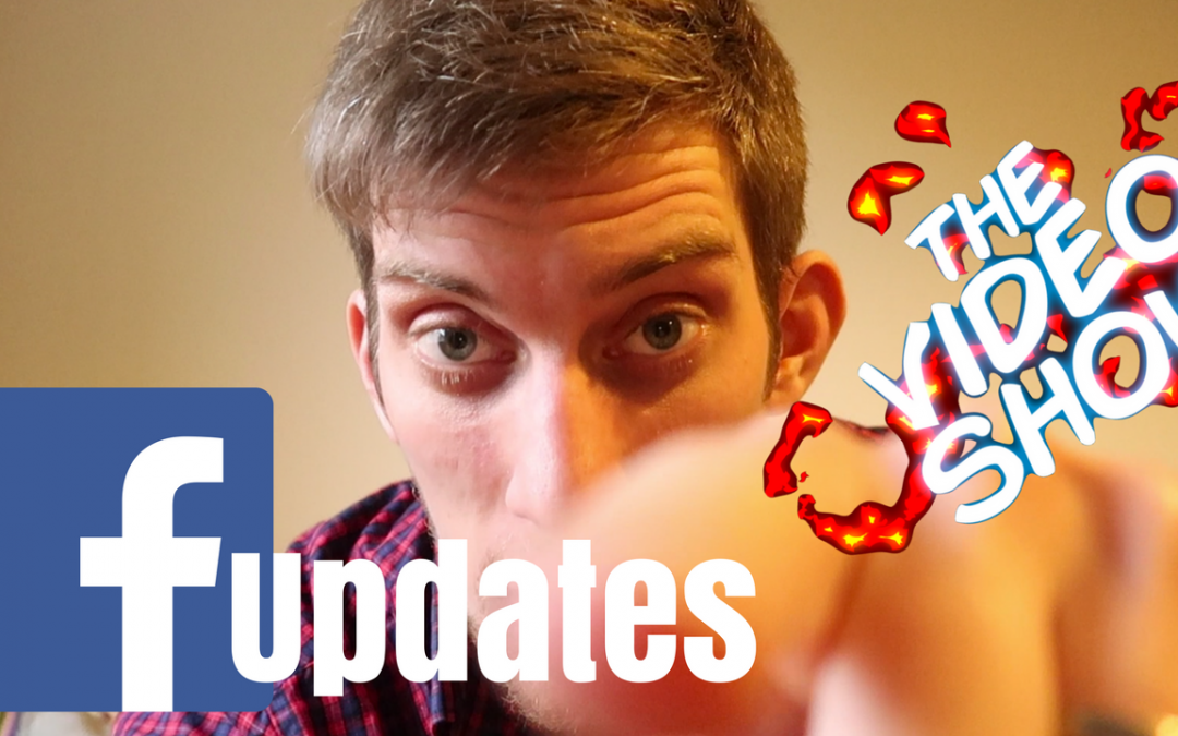 Facebook Newsfeed Changes. What YOU need to know.