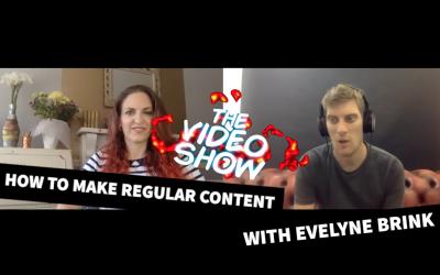Making Regular Content