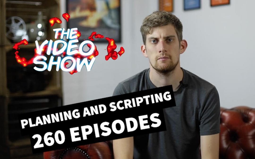 Planning 260 Episodes